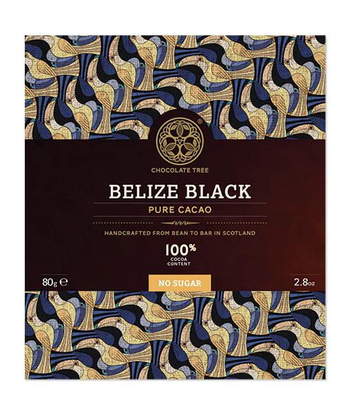 Chocolate Tree Belize Black 100%