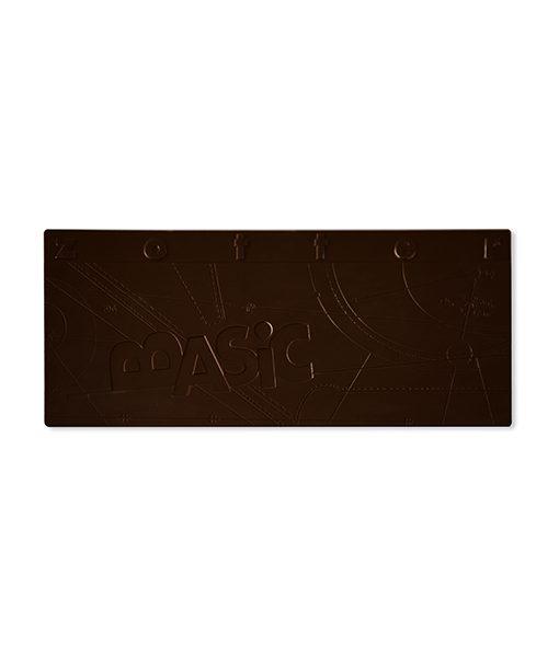 Zotter dark chocolate couverture 100% 1200g