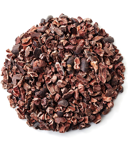 Roasted cocoa nibs