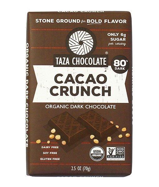 Taza Cacao Crunch 80%