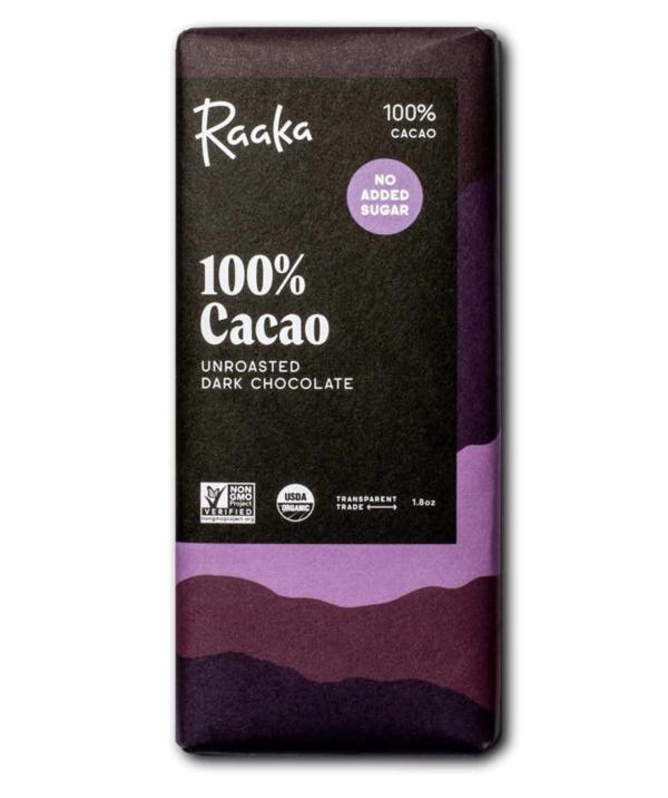 Raaka 100% Cacao
