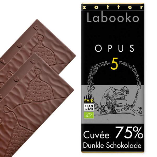 Zotter Labooko Opus 5 75%