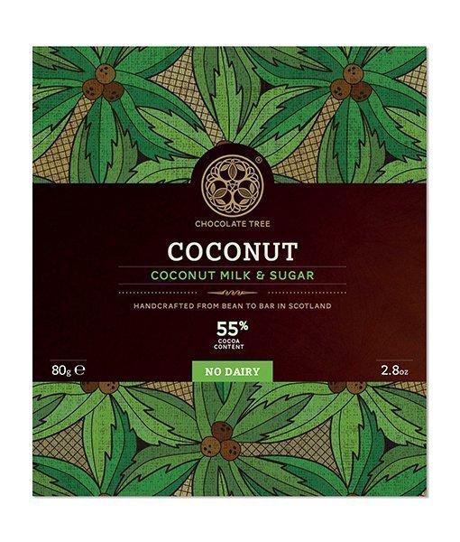 Chocolate Tree Coconut chocolate