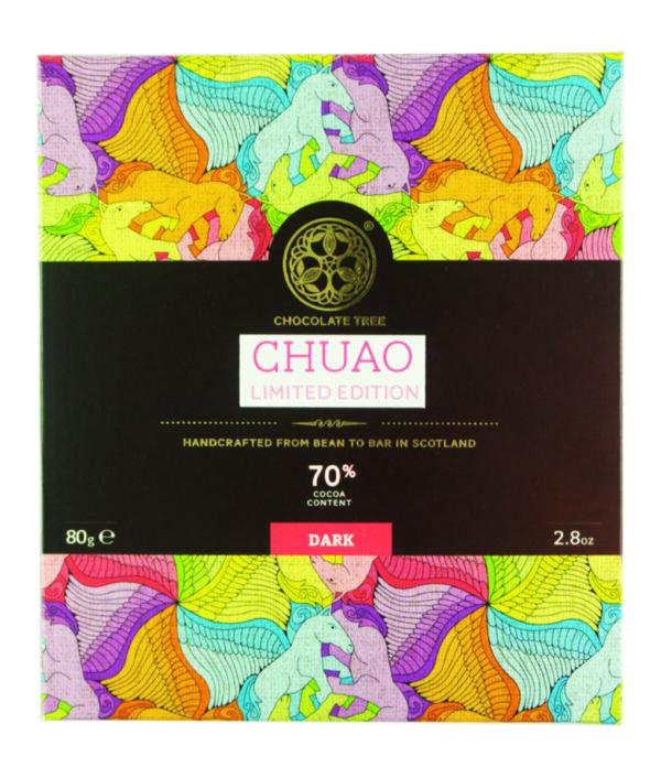 Chocolate Tree Venezuela Chuao 70%